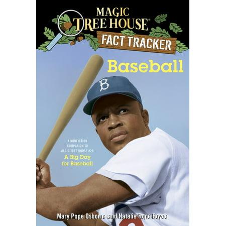 Baseball: A Nonfiction Companion to Magic Tree House #29: A Big Day for Baseball - Big Day
