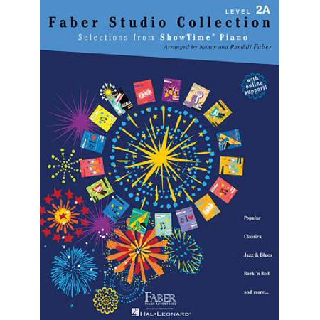 Faber Studio Collection, Level 2A : Selections from ShowTime Piano