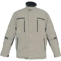 Men's Fulmer Backcountry Snowmobile Jacket SJ14 Grey Waterproof