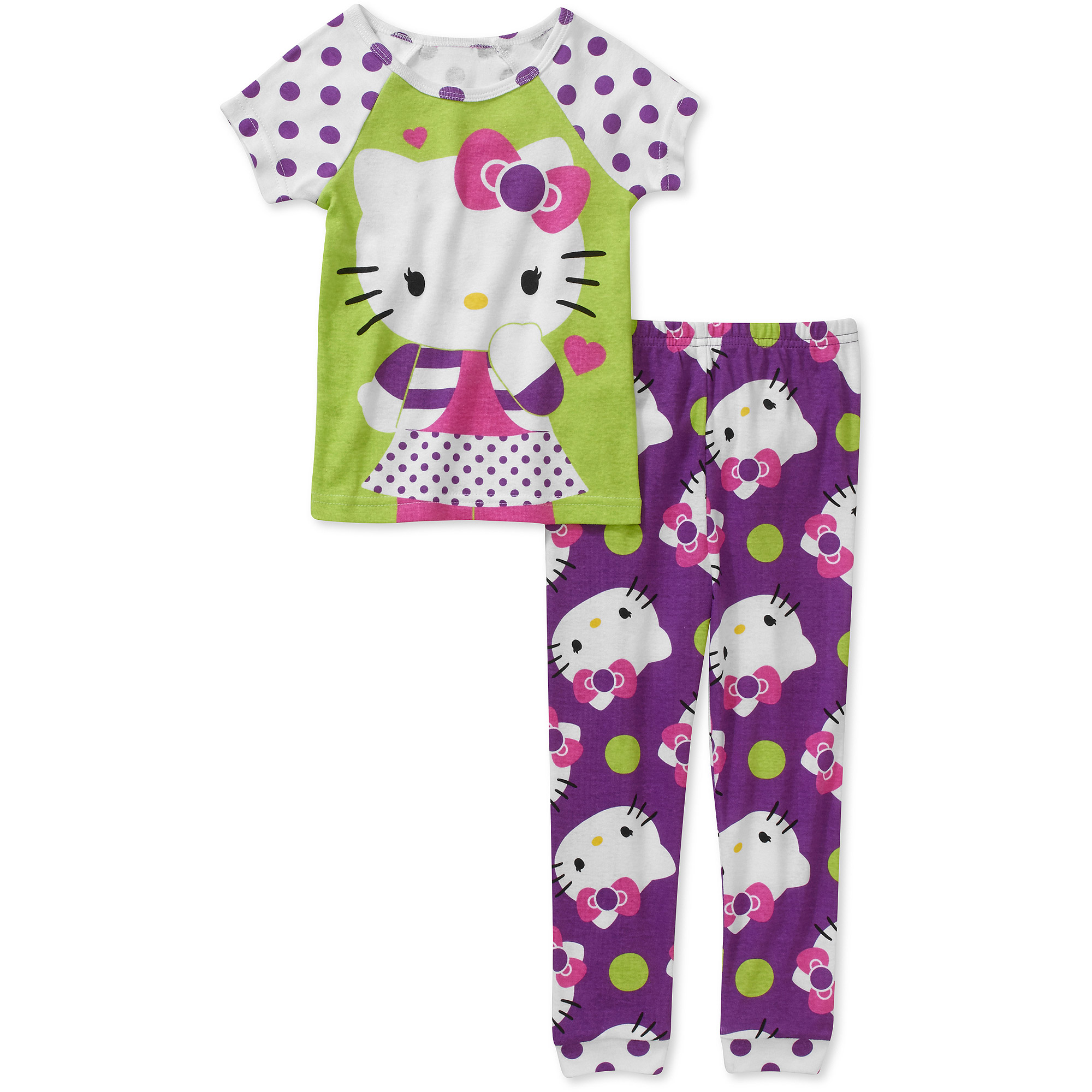 Hello Kitty Lic Cotton Pj