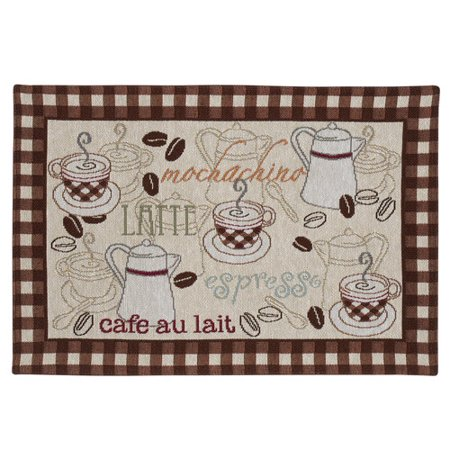 Better Homes Gardens Bhg Coffee Tapestry Placemat