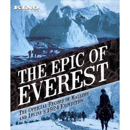 Epic of Everest (Blu-ray)