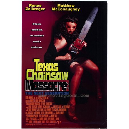 The Texas Chainsaw Massacre: The Next Generation POSTER (27x40) (1994)](Chainsaw Massacre Costumes)