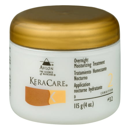 KeraCare Overnight Moisturizing Treatment, 4 oz