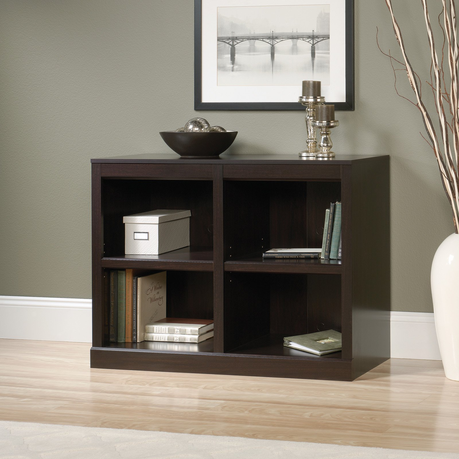 Sauder Select Cubby Bookcase