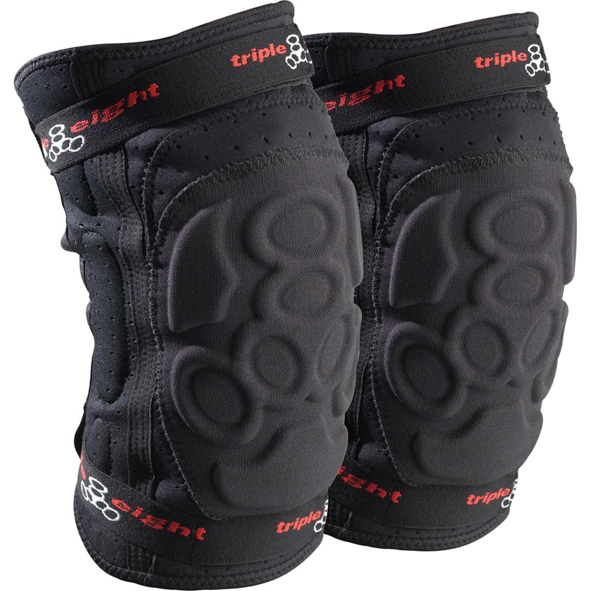 Triple8 Pad Set Exoskin Knee Sm