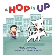 Hop Is Up (Board Book)
