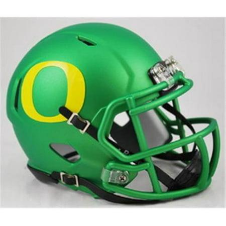 Riddell 9585589881 Oregon Ducks Replica Speed Mini Helmet, Apple Green