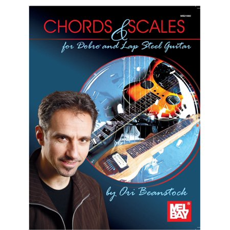 Chords and Scales for Dobro and Lap Steel Guitar - eBook 6 String Lap Steel