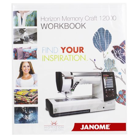 Janome mc12000 workbook for Janome memory craft 350e manual