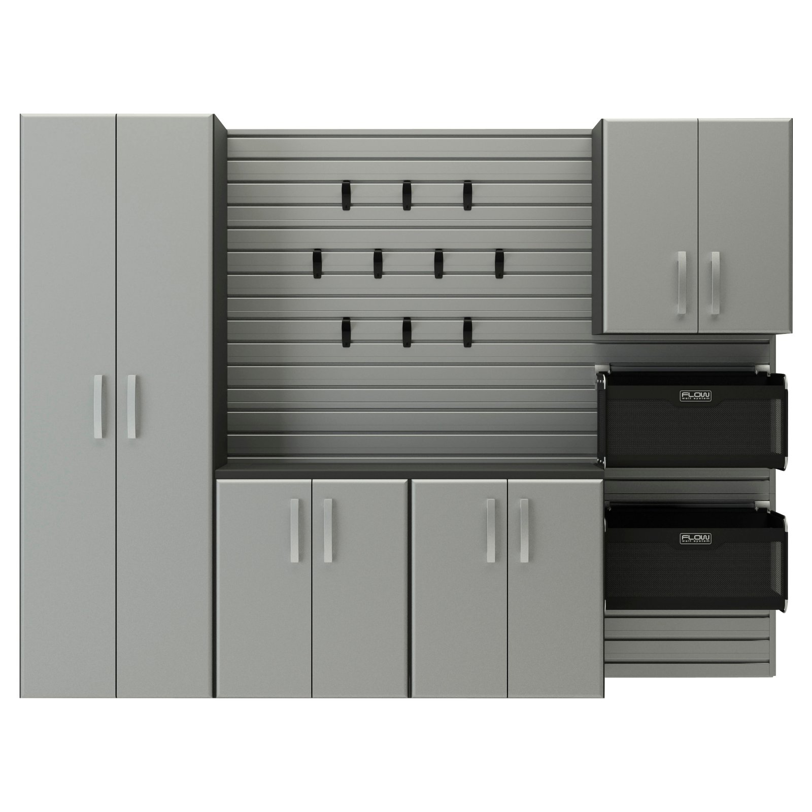 RST Flow Wall 5-Piece Cabinet Starter Set