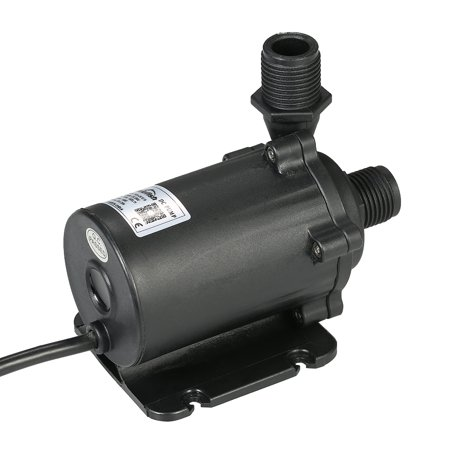 Bluefish DC24V 91.2W 1500L/H Lift 15m Brushless Water Pump with External Controller Waterproof Submersible Pump for Aquarium Fish Tank Tabletop Fountain Pond and Hydroponic Systems - image 2 of 7