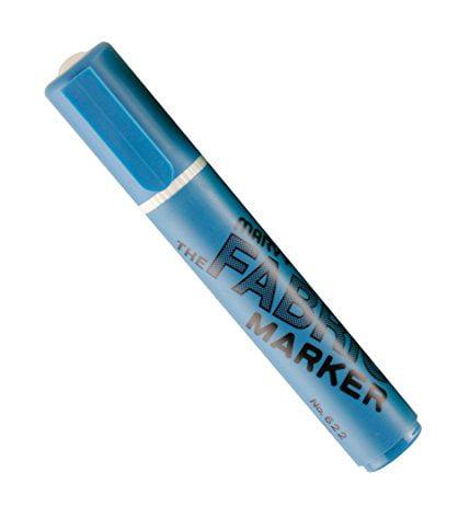 Uchida - Fabric Marker - Broad - Fluorescent Blue