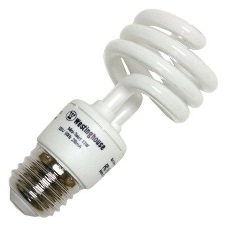 Westinghouse 37714 - 13MINITWIST/50 Twist Medium Screw Base Compact Fluorescent Light Bulb