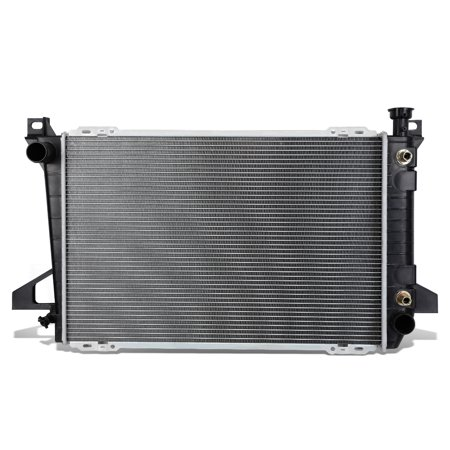 For 1985 to 1996 Ford F150 / F250 / F350 / Bronco 4.9 MT / AT Factory Style Full Aluminum Core 1452 - 1998 Ford F150 Pickup Radiator