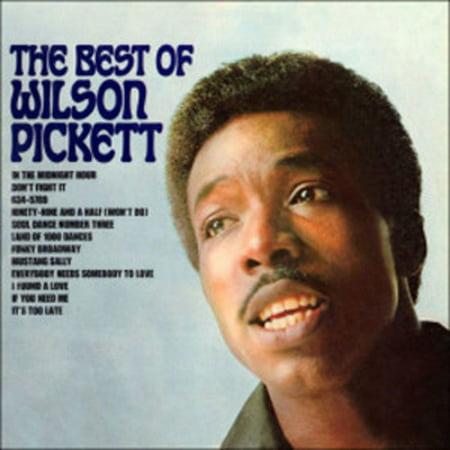 Best Of Wilson Pickett (Vinyl)