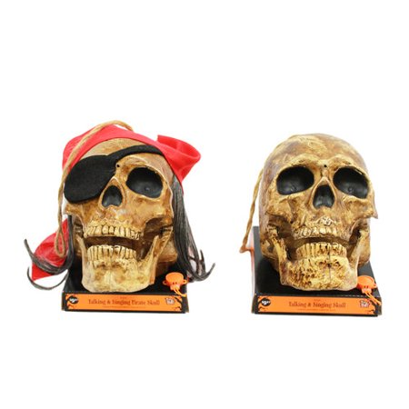 halloween talking skull assortment - Talking Skull Halloween