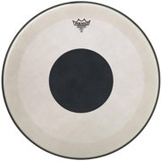 Remo 18 BD Powerstroke 3 Coated Bass Drum Batter Head with Bottom Black Dot