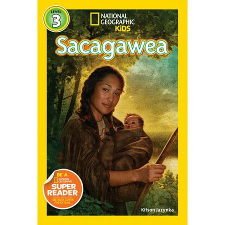 National Geographic Readers: - Sacagawea Kids