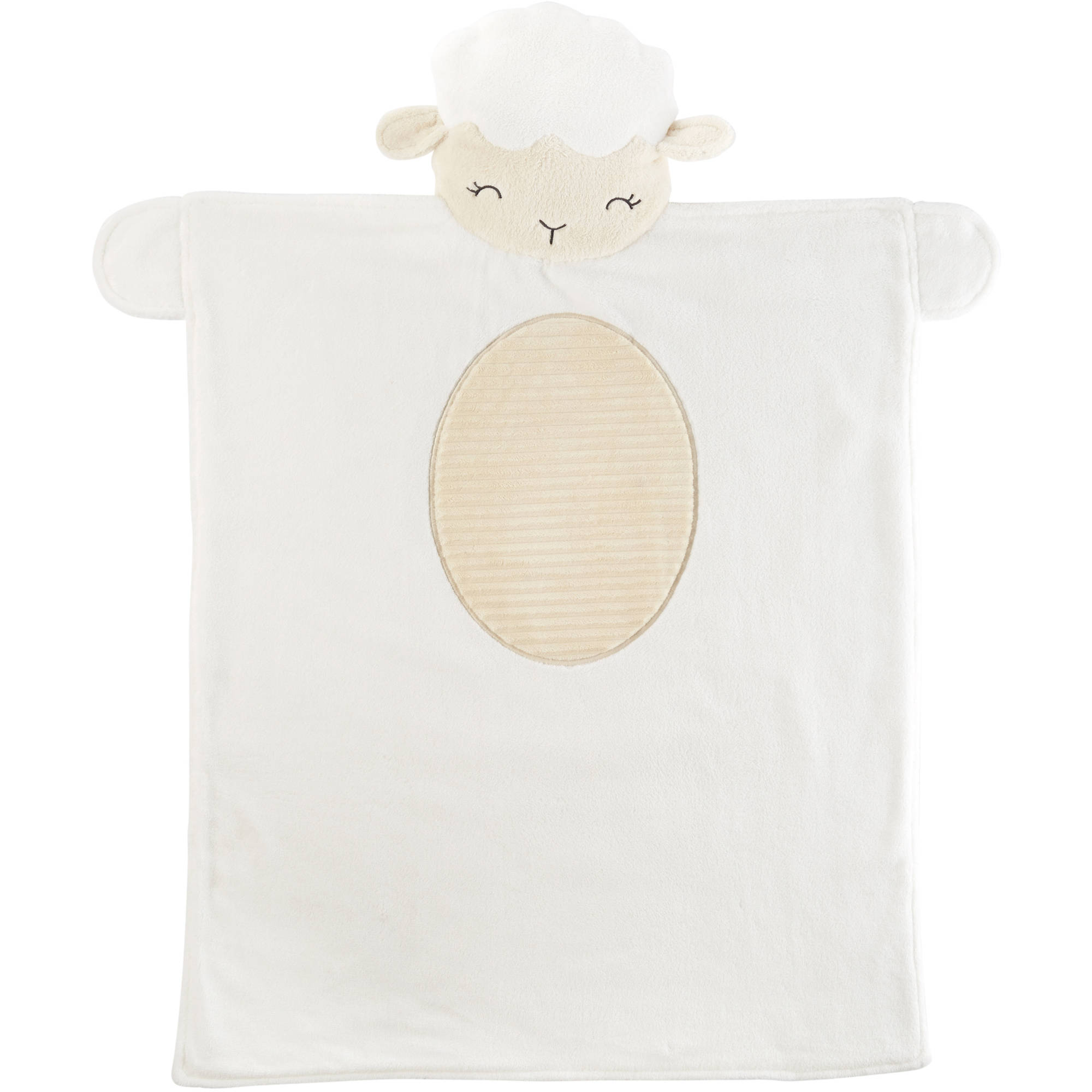 Child of Mine by Carter's Newborn Baby Fleece Character Blanket