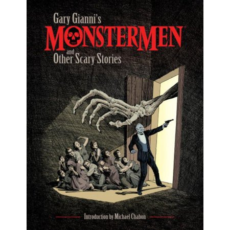 Gary Giannis Monstermen And Other Scary Stories