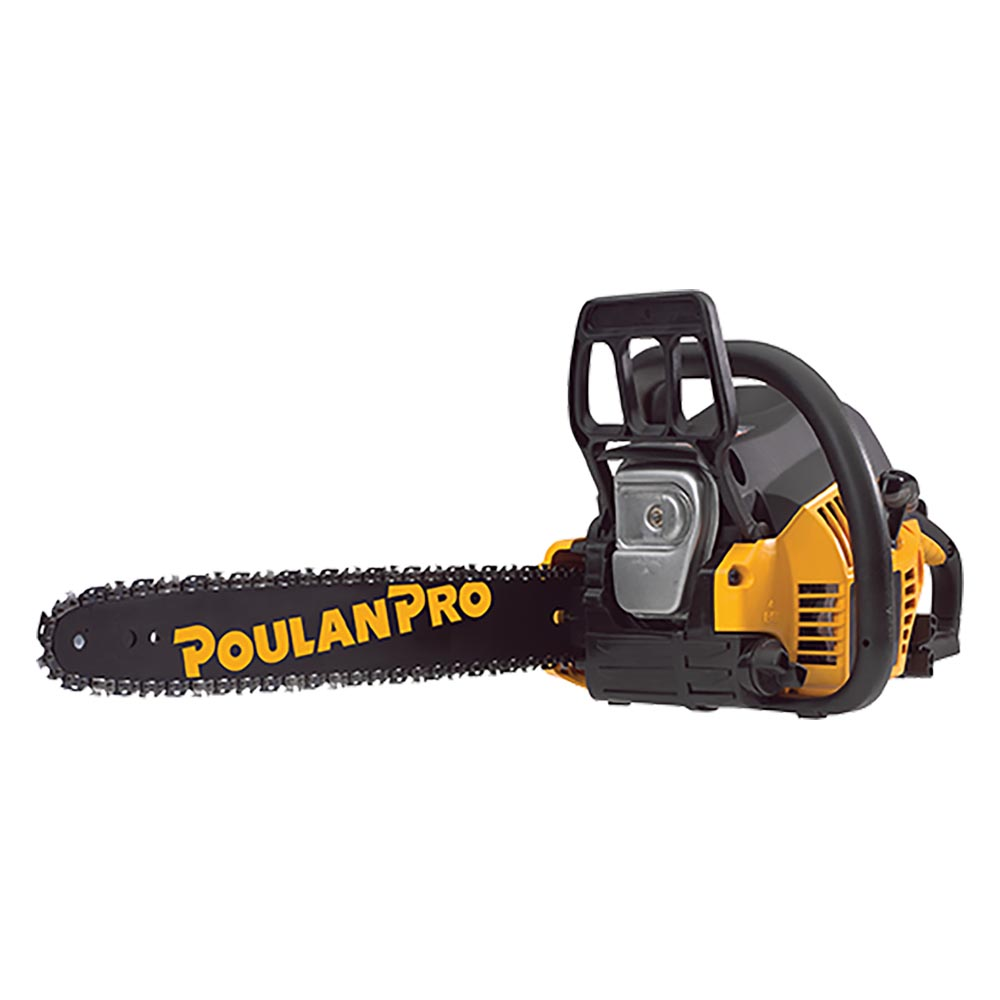 """Poulan Pro 18"""" 42CC 2 Cycle Gas Chainsaw 