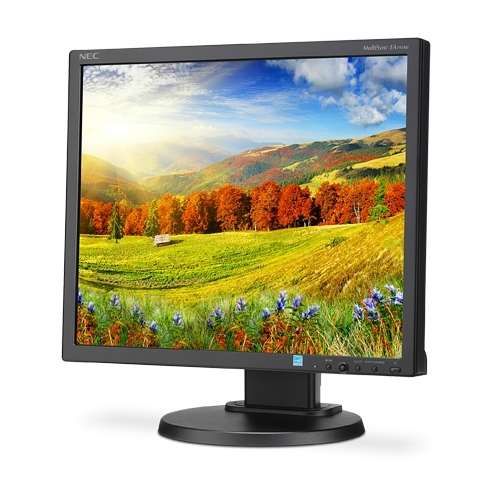 "NEC 19"" 1280 x 1024 1000:1 LED-backlit Desktop Monitor with IPS Panel and Integrated Speakers EA193MI-BK"