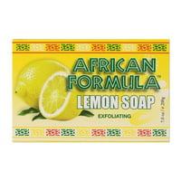 African Formula Lemon Exfoliating  Soap 7 oz