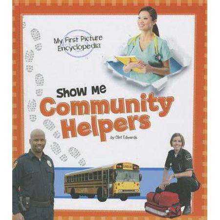 Show Me Community Helpers](Community Helper Books)