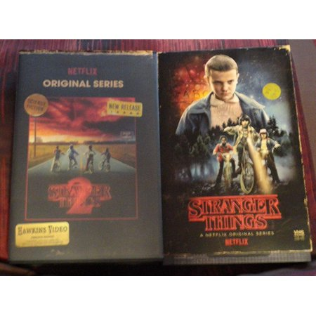 Stranger Things Seasons 1 & 2 DVD / Blu Ray Bundle](Pretty Little Liars Season 2 Halloween)