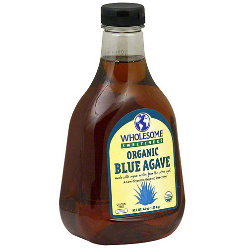 Wholesome Sweeteners Premium Organic Agave, 44 oz (Pack of 6)
