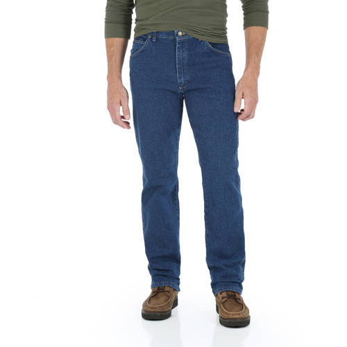 Wrangler - Men's Regular Fit Jeans with Comfort Flex Waistband