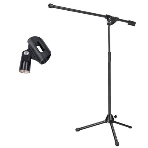Adjustable Stage Tripod Microphone Stand Great Tool to Use for Any Type of Occasion by 999 Mega USA