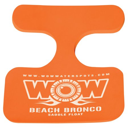 WOW World of Watersports WOW Beach Bronco Seat Saddle Float
