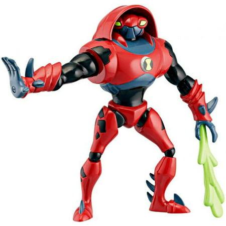 """Ben 10 Ultimate Alien DNA Alien Heroes Water Hazard 6"""" Action Figure"""