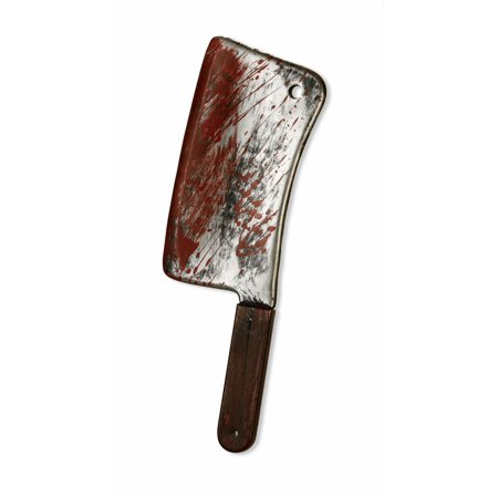 Bloody Weapons Cleaver, Item Includes:: Butcher Knife By Forum Novelties](Novelties Items)