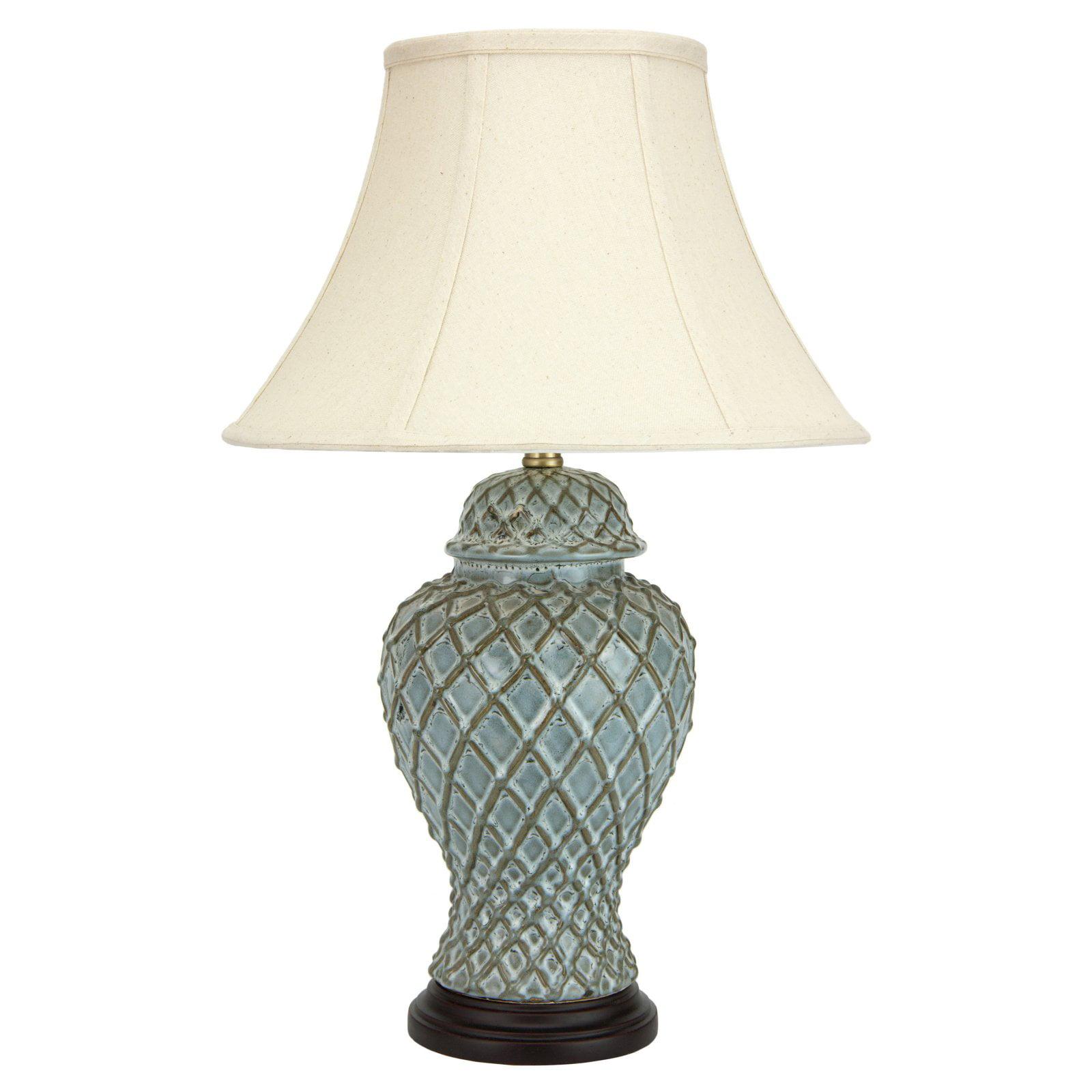 "23"" Classic Temple Jar Lamp"