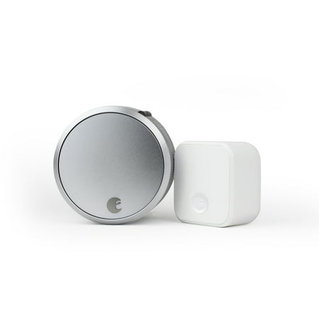 August Home Smart Lock Pro, 3rd Generation, plus Connect,