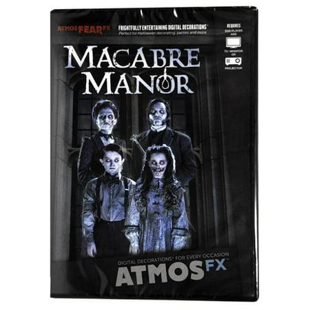 Morris Costumes ATX00145 Atmosfear FX Macabre Manor DVD Costume - image 1 de 1