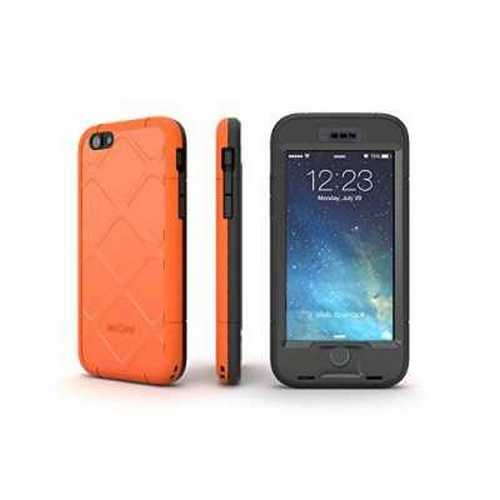 Refurbished Dog & Bone Waterproof Case for Apple iPhone 6 / 6S - Orange