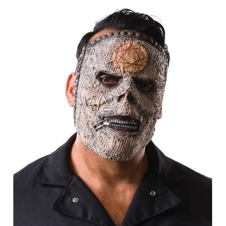 Morris Costumes RU68674 Slipknot Bass Mask - Halloween Meets Bass