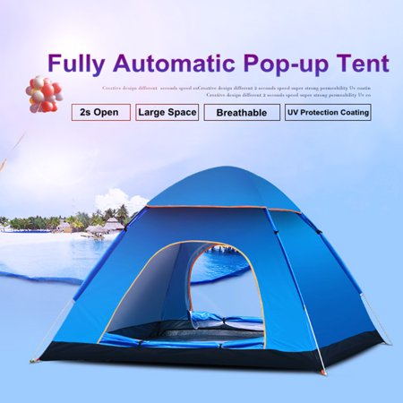 Outdoor Tent 2 3 Person Automatic Anti Uv Protection