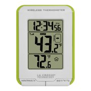 La Crosse Technology 308-1410GR Wireless Thermometer with Tendency