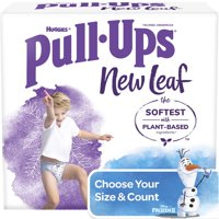 Pull-Ups New Leaf Boys' Training Pants (Choose Size & Count)