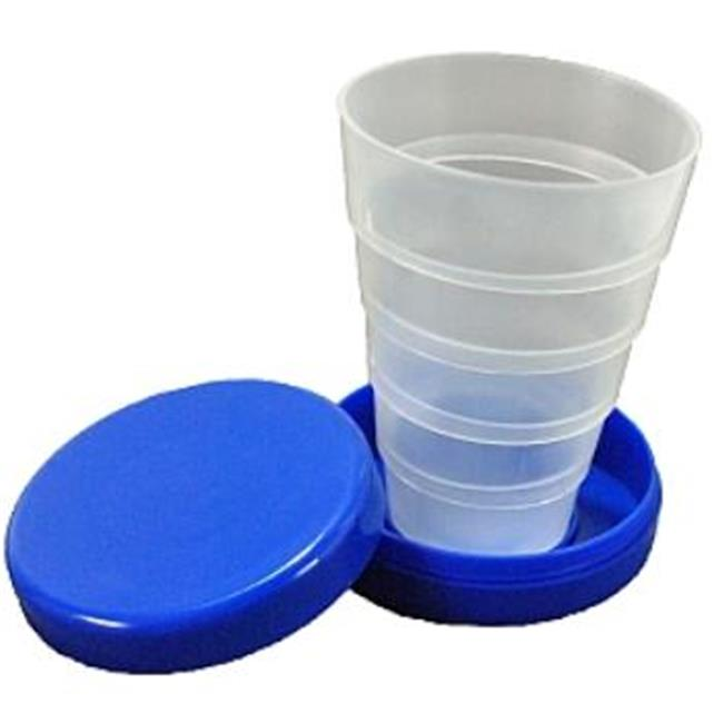Ddi 465141 Collapsible Plastic Cup Case Of 24 Walmart Com