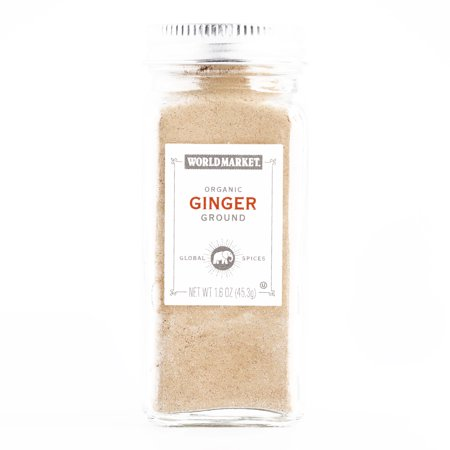 Organic Ground Ginger  1.6 oz each (1 Item Per Order, not per case)