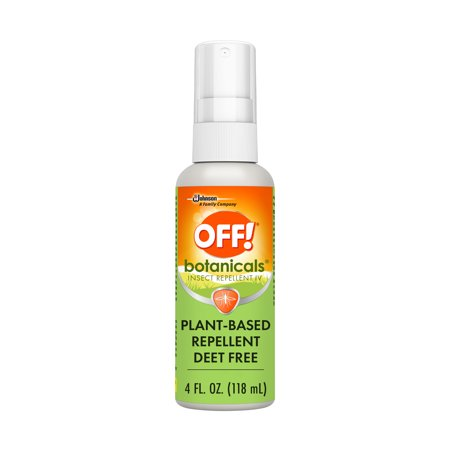 OFF! Botanicals Insect Repellent IV, 4 fl oz (1 ct)
