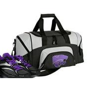 Small Kansas State Duffel Bag or Kansas State Gym Bag