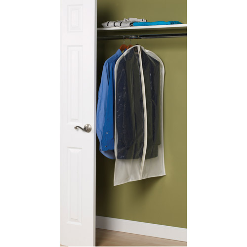 Household Essentials Canvas Collection Suit Protector