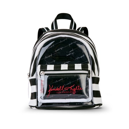 Kendall + Kylie for Walmart Clear Lucite Mini Backpack - Clear Backpack